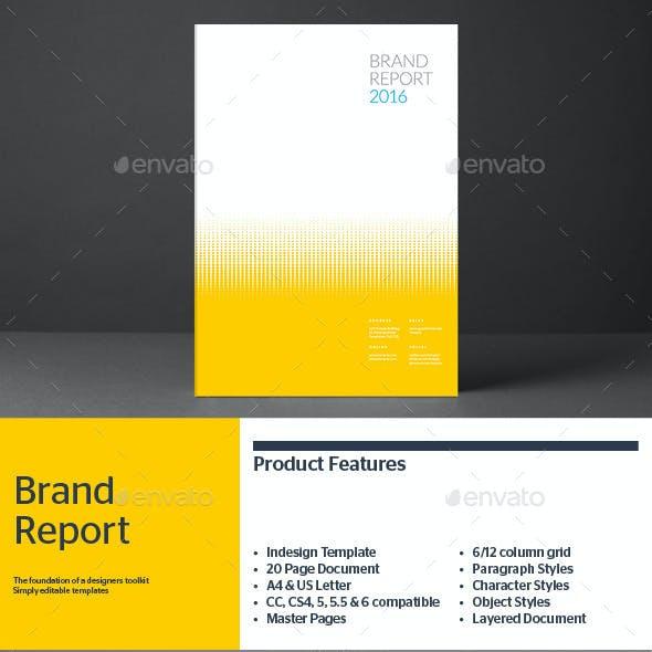 Brand Report