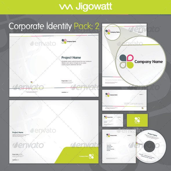 Corporate ID: Pack 2