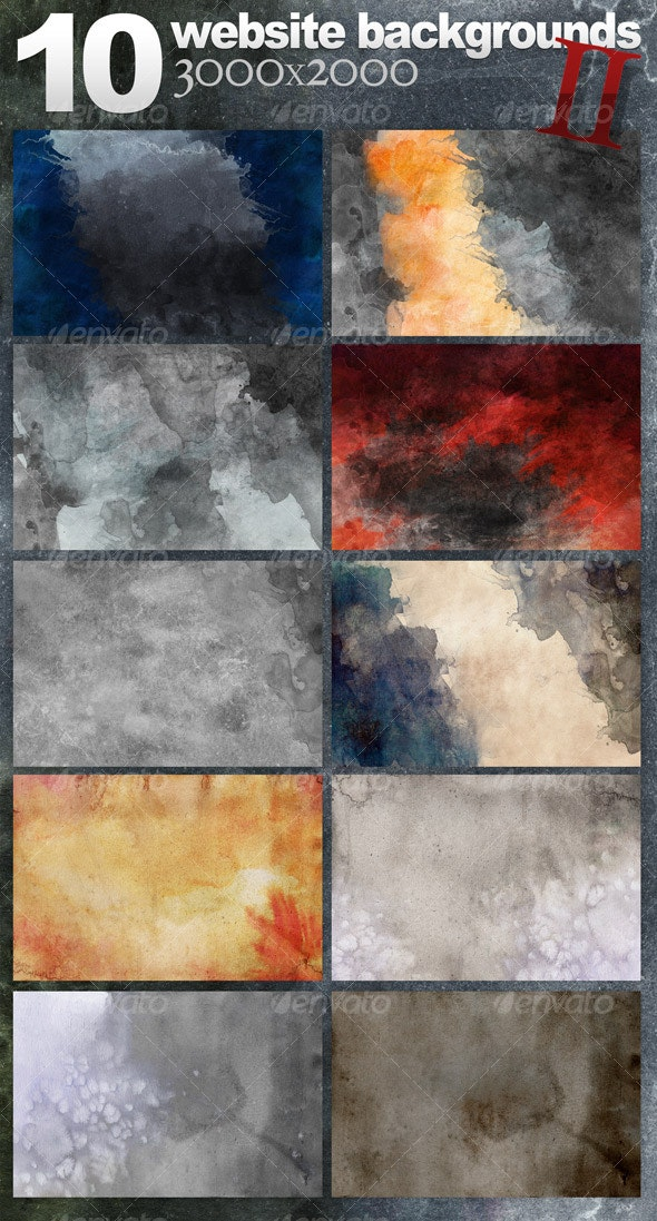 10 Website Backgrounds 3000x2000 - Backgrounds Graphics