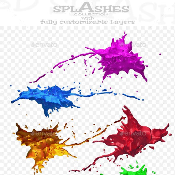Splashes Collection 02