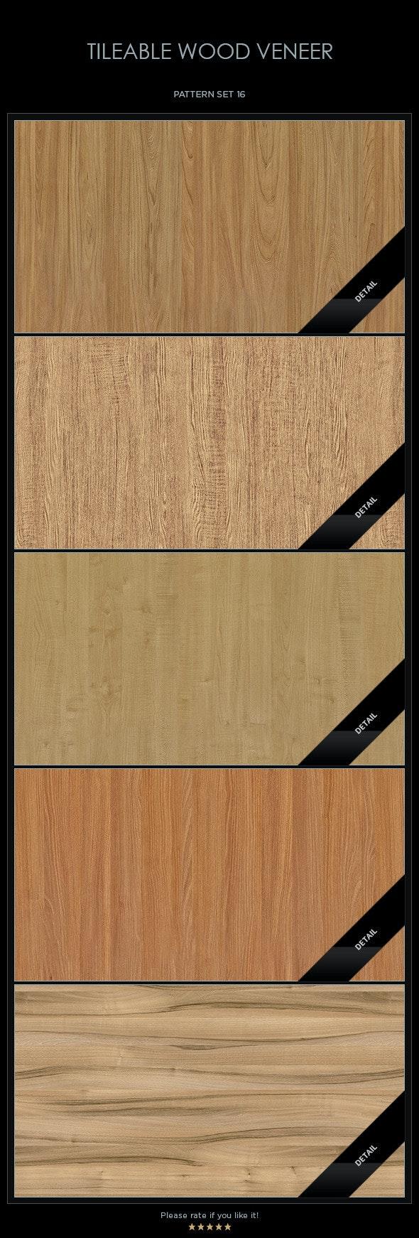 10 Tileable Wood Textures/Patterns - Miscellaneous Textures / Fills / Patterns