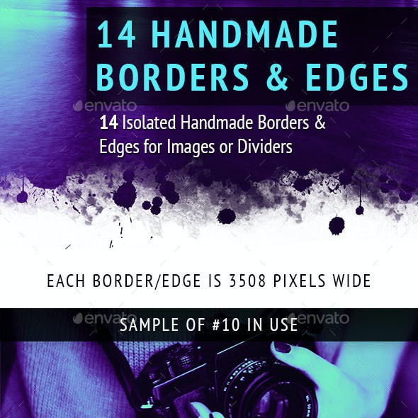 Handmade Borders and Edges