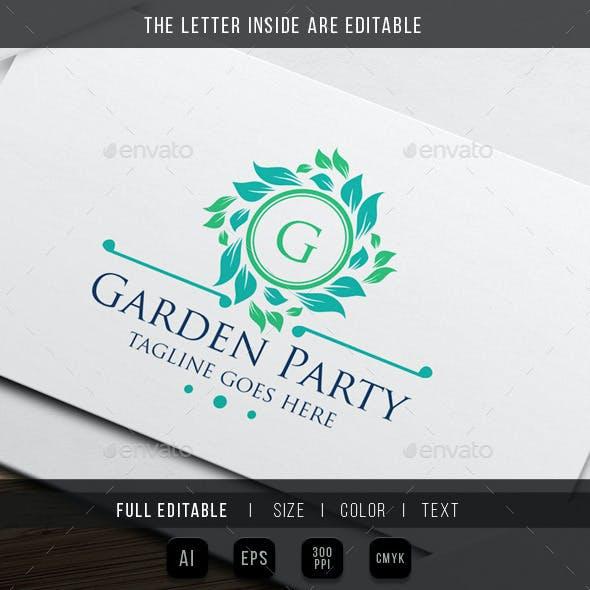 Luxury Garden - Classy Party