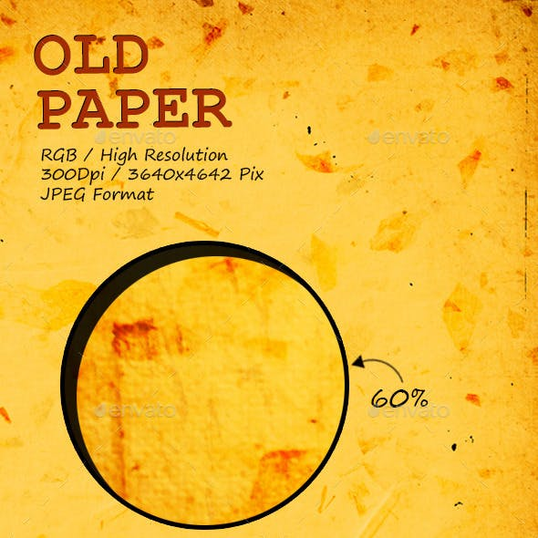Old Paper Texture 0004