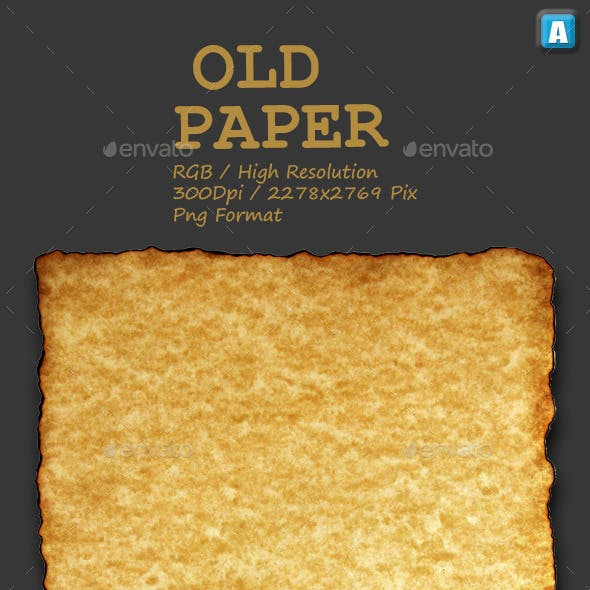 Old Paper Texture 0005