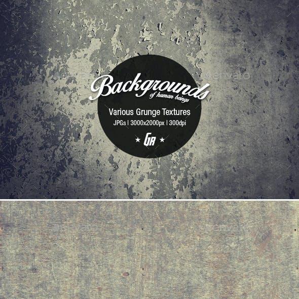 Various Grunge Textures 04