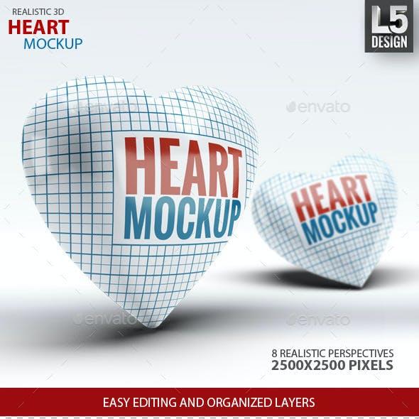 Heart Mock-Up