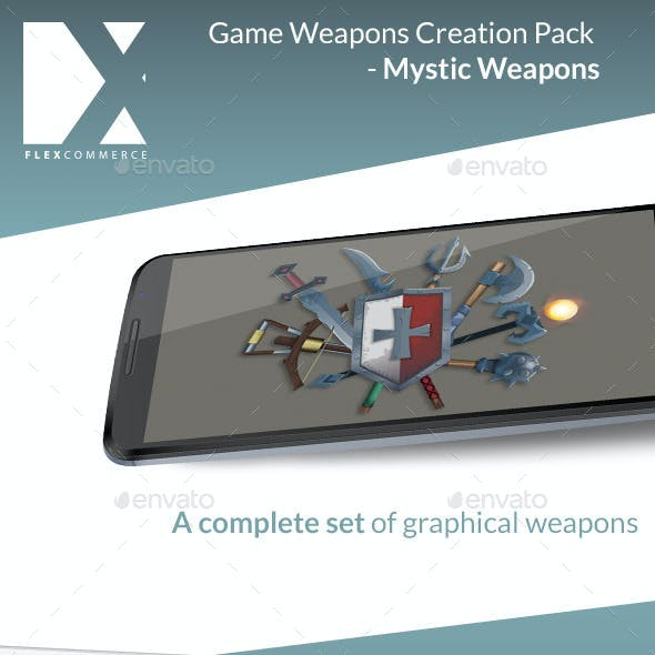 Mystick Weapons - Creation Pack