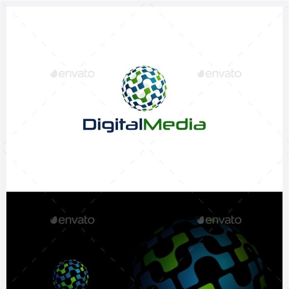 Digital Media Logo