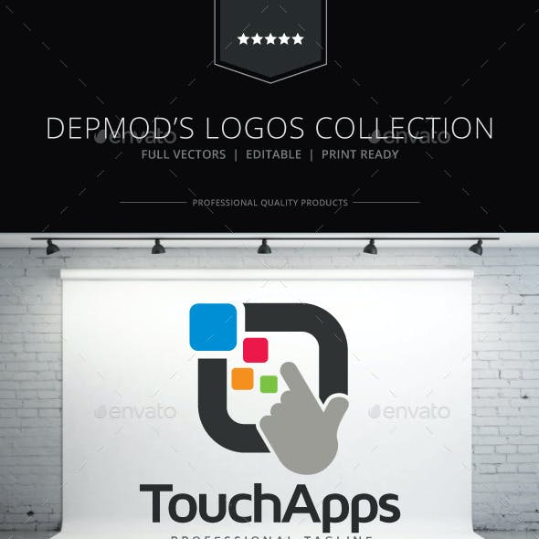 Touch Apps Logo