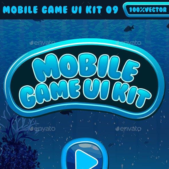 Mobile Game UI Kit 09