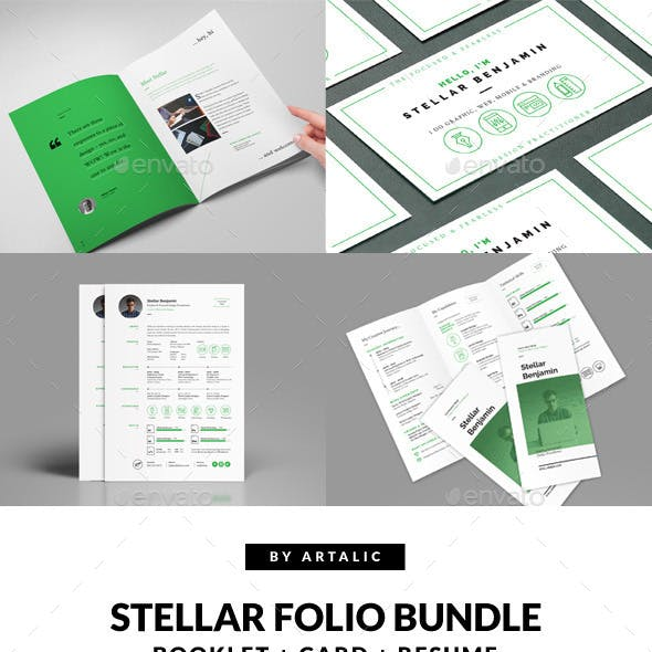 Stellar Folio Bundle