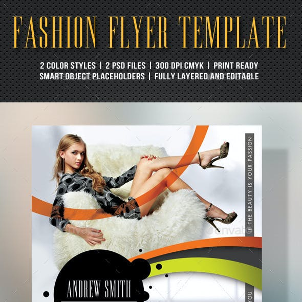 Fashion Product Flyer 59