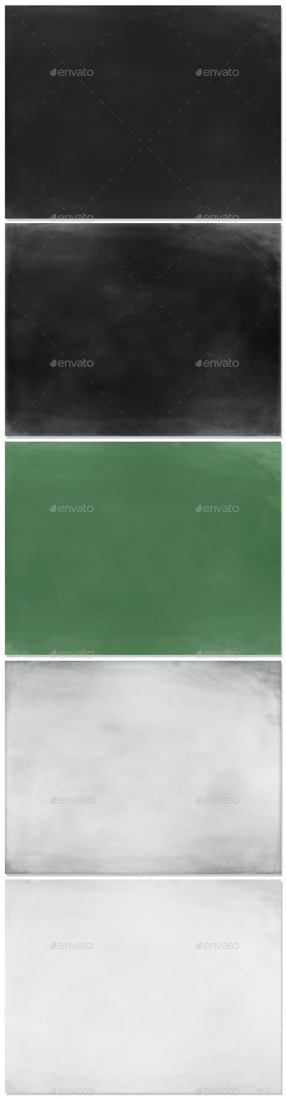 Chalkboard / Whiteboard - Abstract Textures