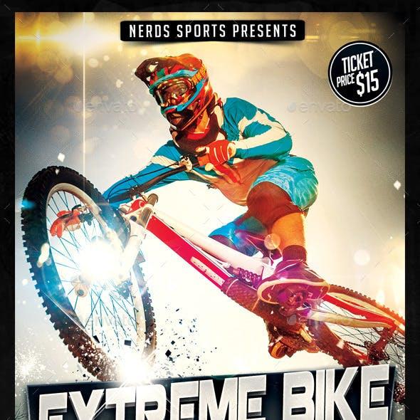 Extreme Bike Sports Flyer