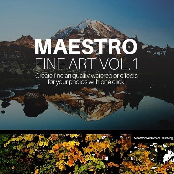 Maestro Fine Art Vol.1
