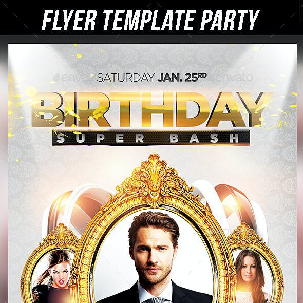 Birthday Super Bash