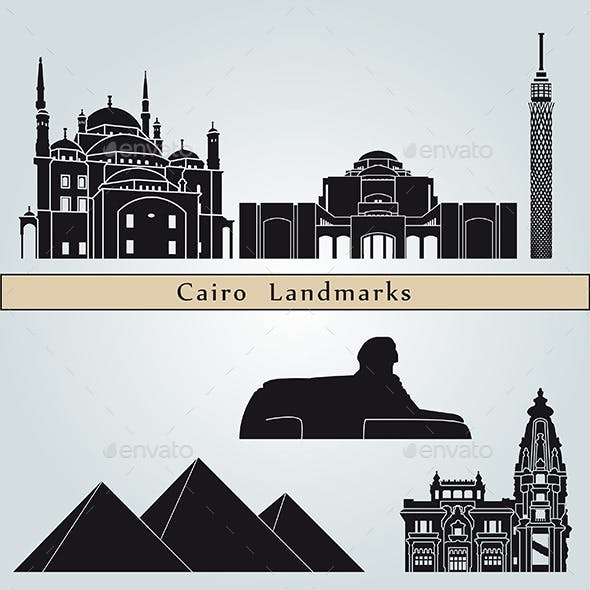 Cairo Landmarks and Monuments