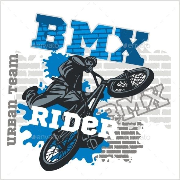 Bike Rider - Urban Team