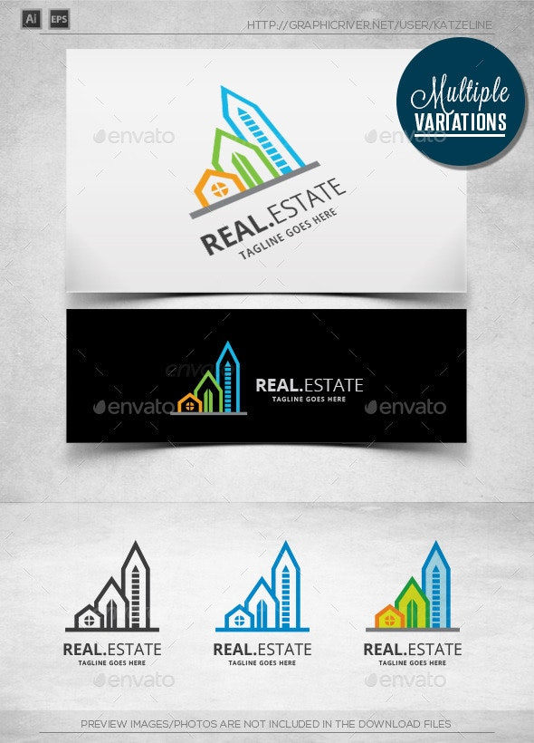 Buildings - Logo Template