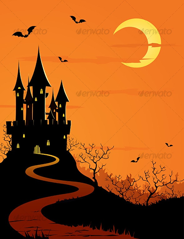 Halloween: mystery castle - Halloween Seasons/Holidays