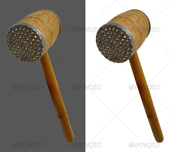 Meat Hammer - Miscellaneous Isolated Objects