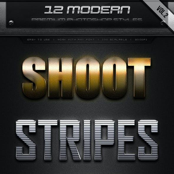 10 Modern Styles Vol.2