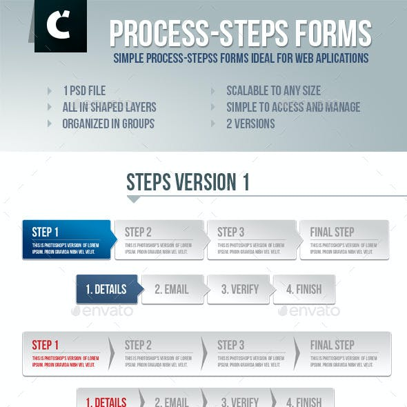 Process-Steps Forms