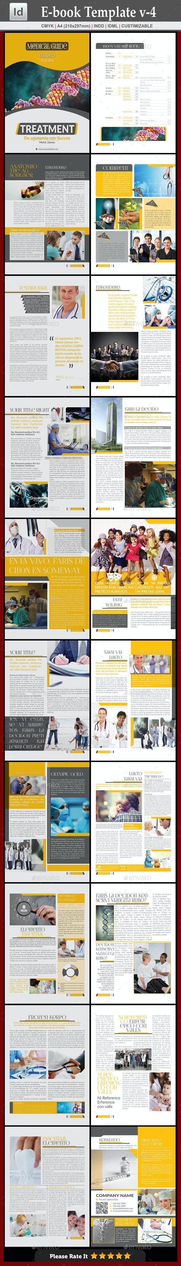 E-Book Template v-4 - Digital Books ePublishing