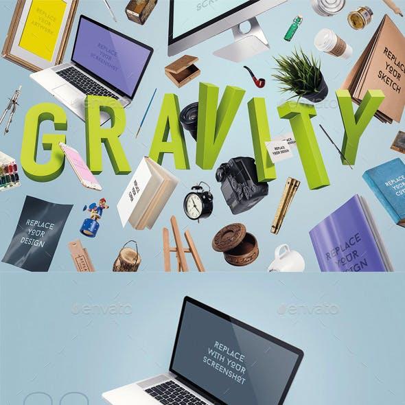 Zero Gravity Stage Generator