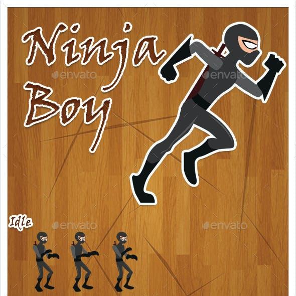 NinjaBoy Game Assets