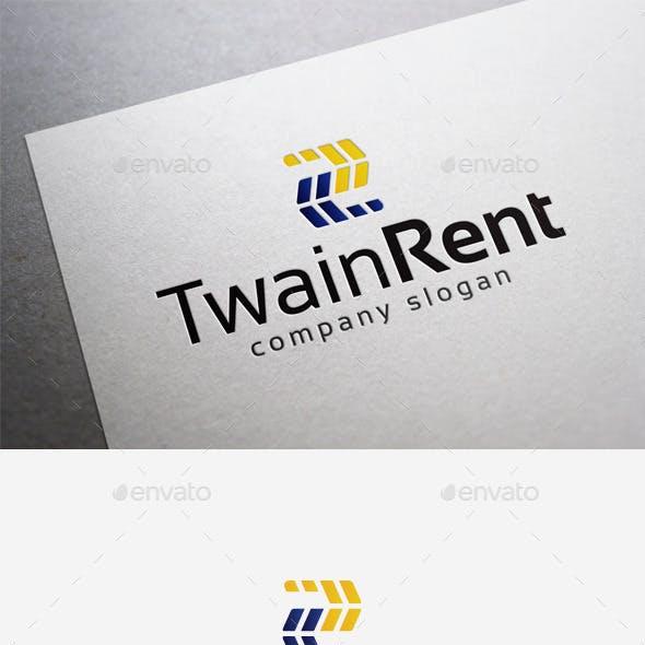 Twain Rent Logo