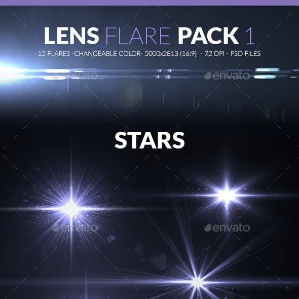 Lens Flare Pack 1