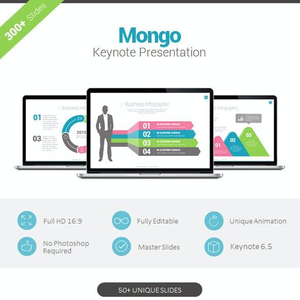 Mongo Keynote Template