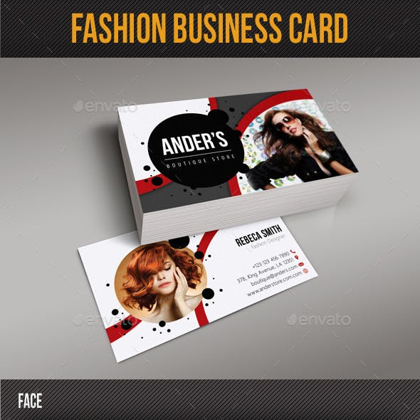 Fashion Business Card 09