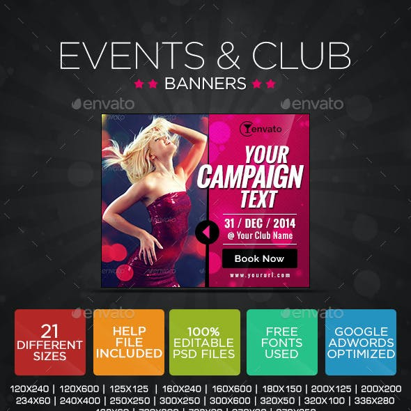 Party & Event Banners
