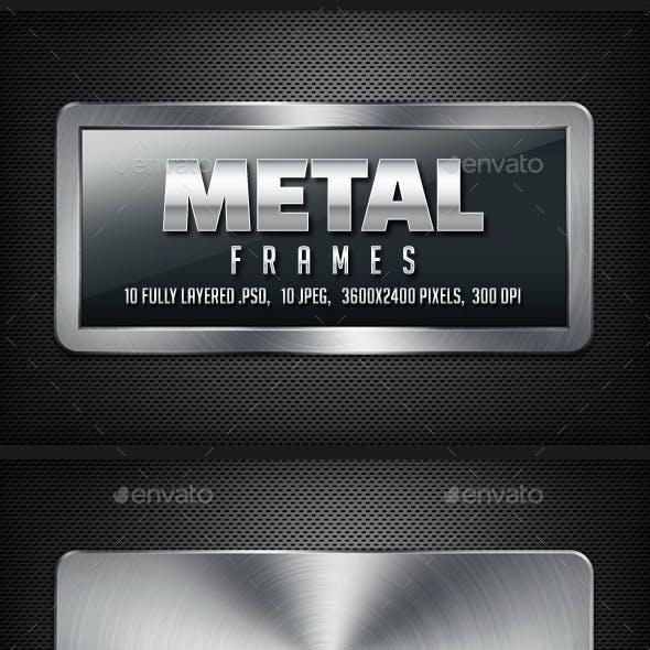 Metal Frames