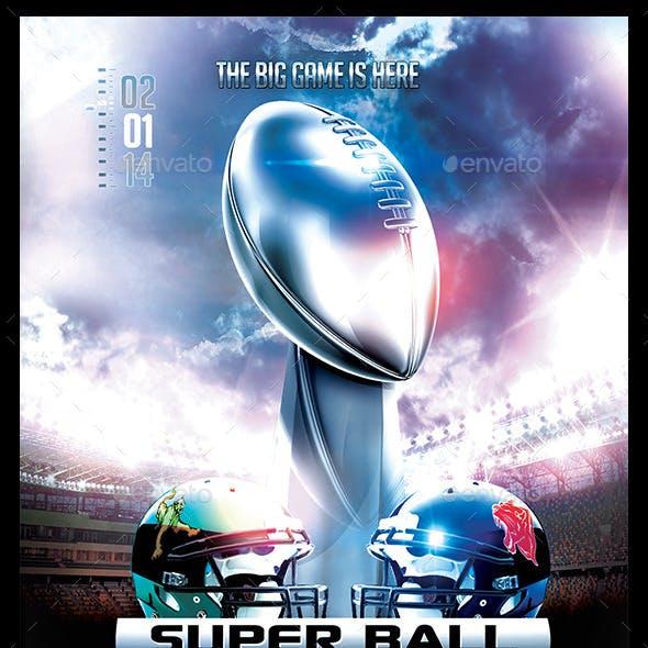 Super Ball 15