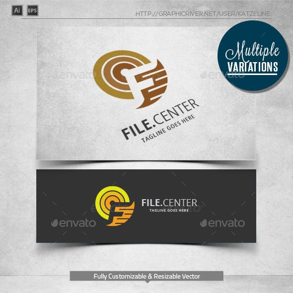 File Centre - Logo Templater