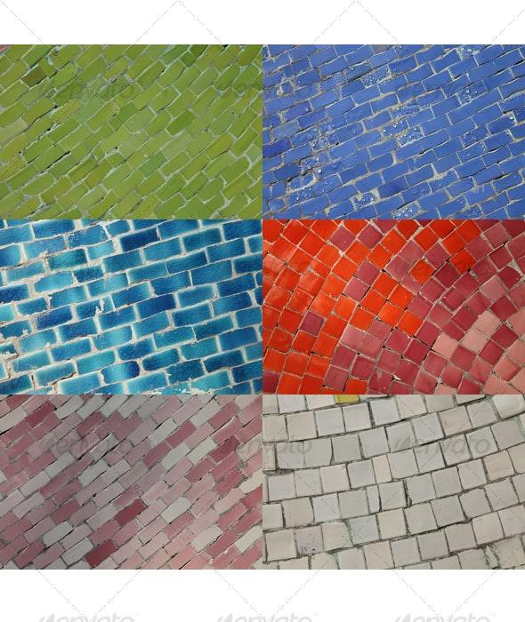 Ceramic walls - Concrete Textures