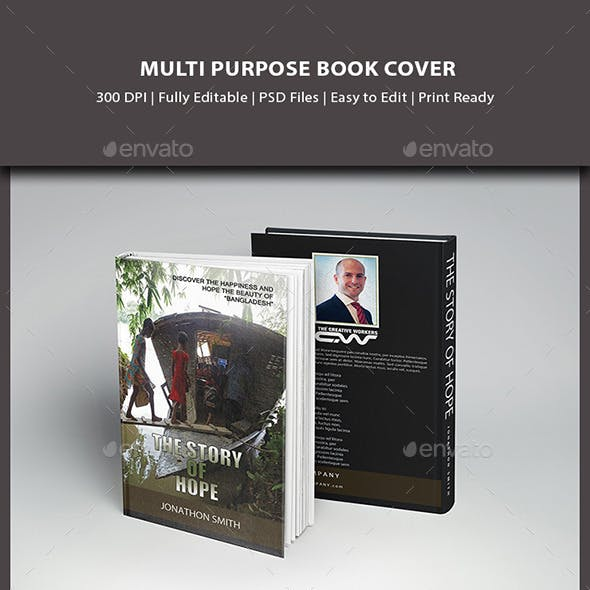 Corporate Book Cover