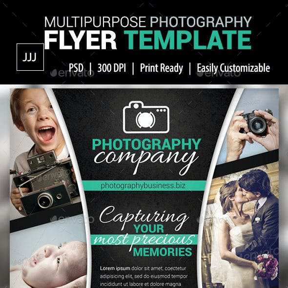 Photography Business Flyer 14