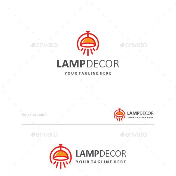 Lamp Decor Logo