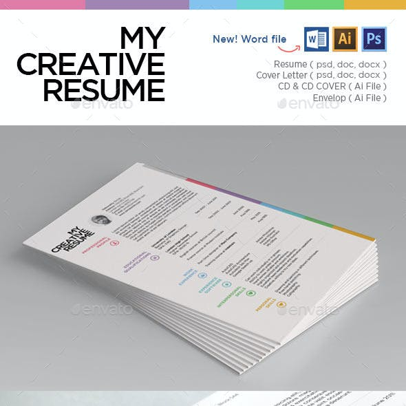My Creative Resume