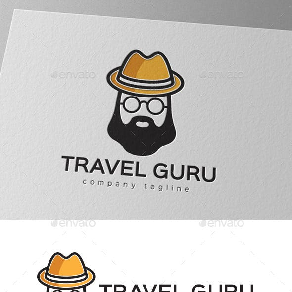Travel Tips Guide Logo