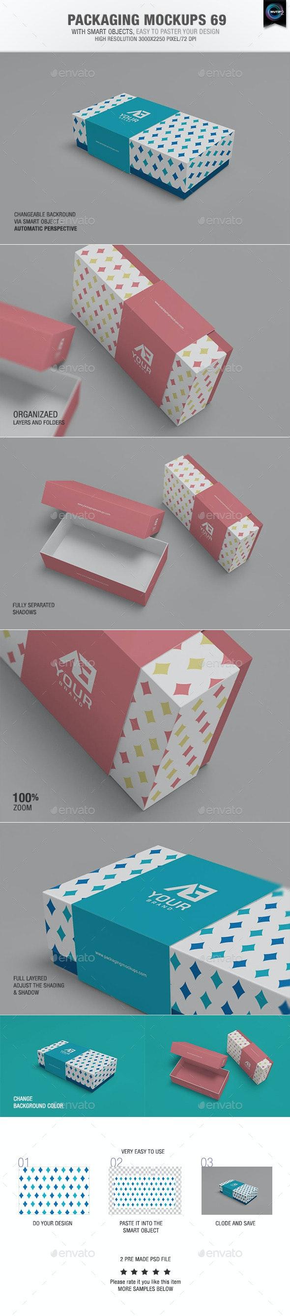 Packaging Mock-ups 69 - Packaging Product Mock-Ups