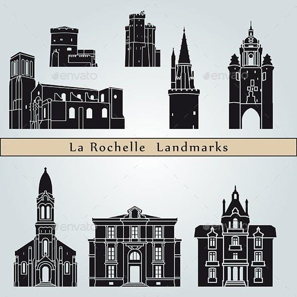 La Rochelle Landmarks and Monuments