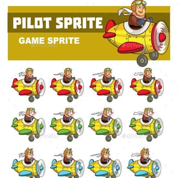 Pilot Sprite