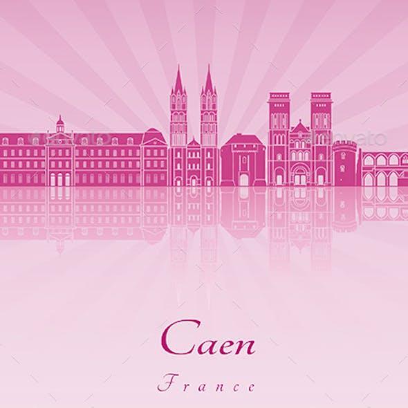 Caen Skyline