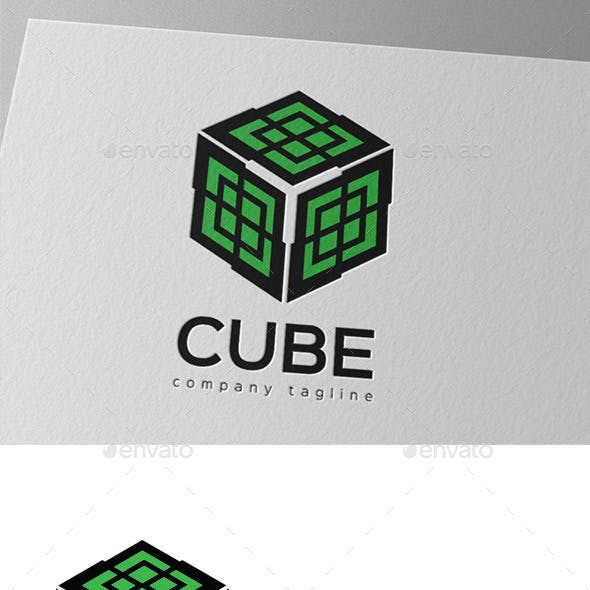 Cube Ornament Logo